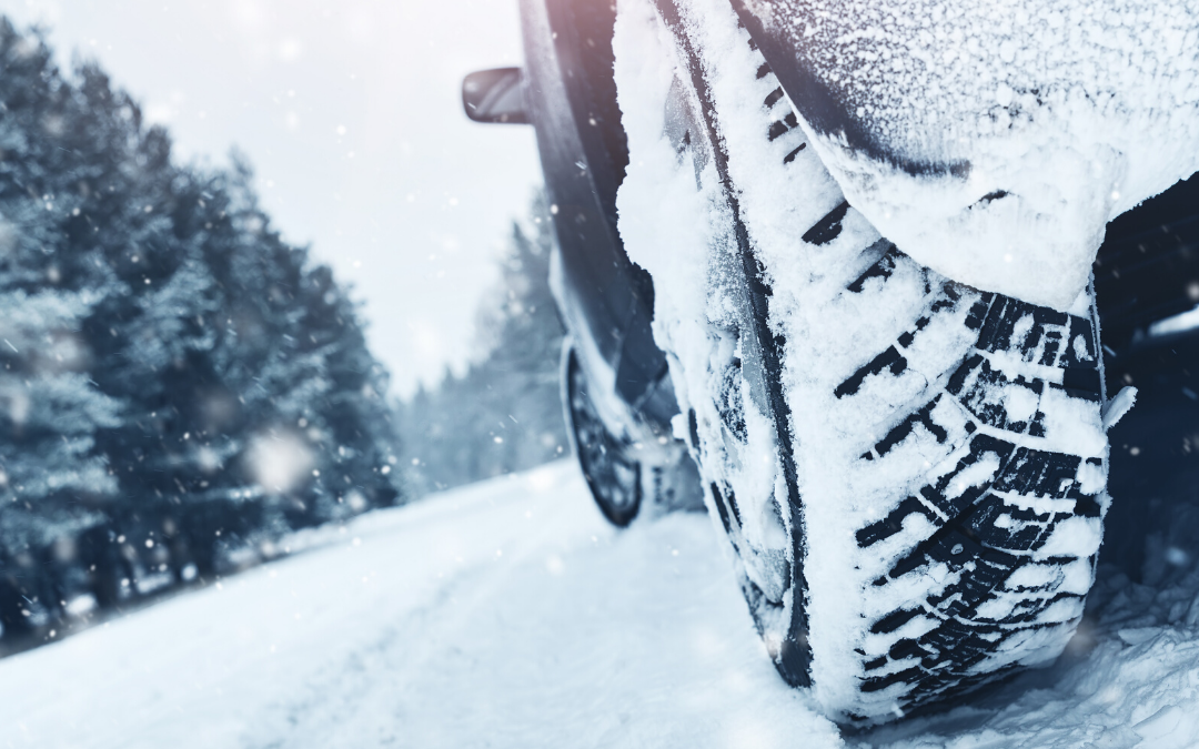 Your Car Doesn't Know that it Needs Snow Tires… but WE DO!